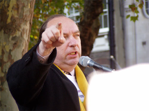 Norman Baker MP Tells Sheffield Lib Dems What To Do With Their Transport Policy