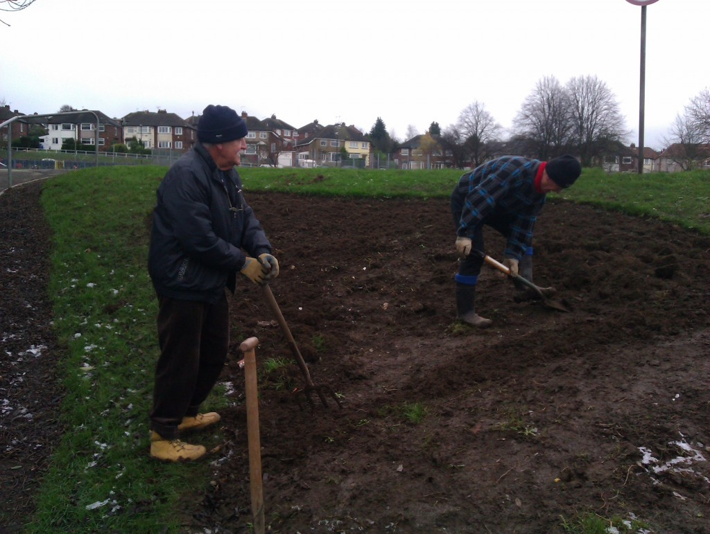 FFPP digging