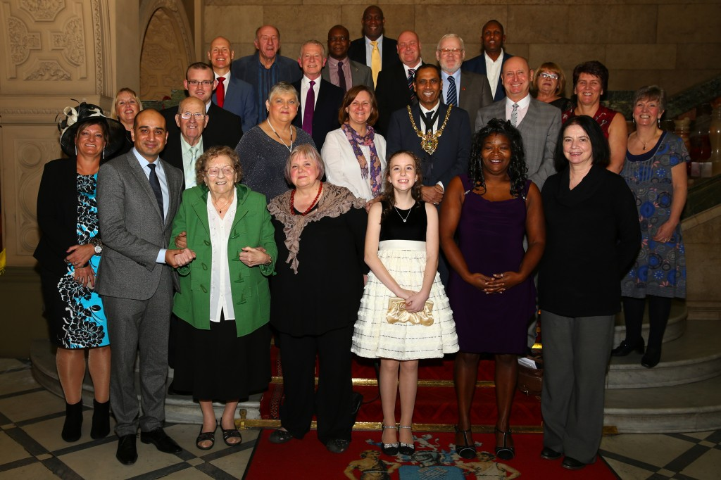 Civic Awards - 8 December 2015